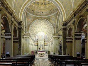 Церковь Санта Мария в Сан Сатиро