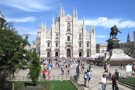 Ломбардия (Милан, Бергамо, Комо)