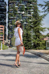 фотограф в Милане