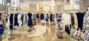 Магазины в Милане