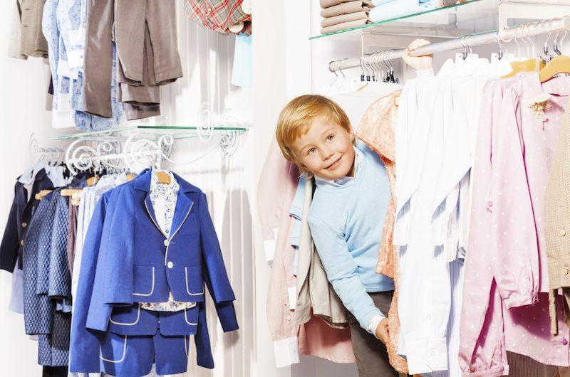 детская мода в милане 2018
