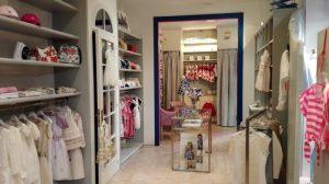 магазины детской одежды в милане